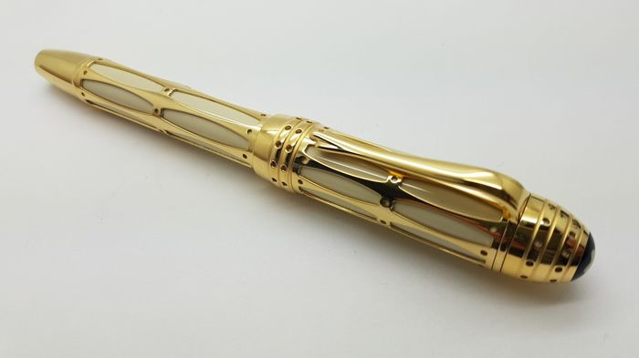 MONTBLANC PATRON OF THE ART POPE JULIUS II LIMITED EDITION