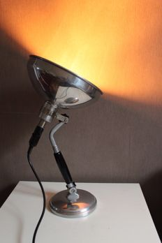 Kurt Rosenthal - infrared heater / table lamp