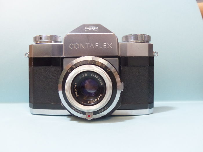 zeiss ikon contaflex I from 1953