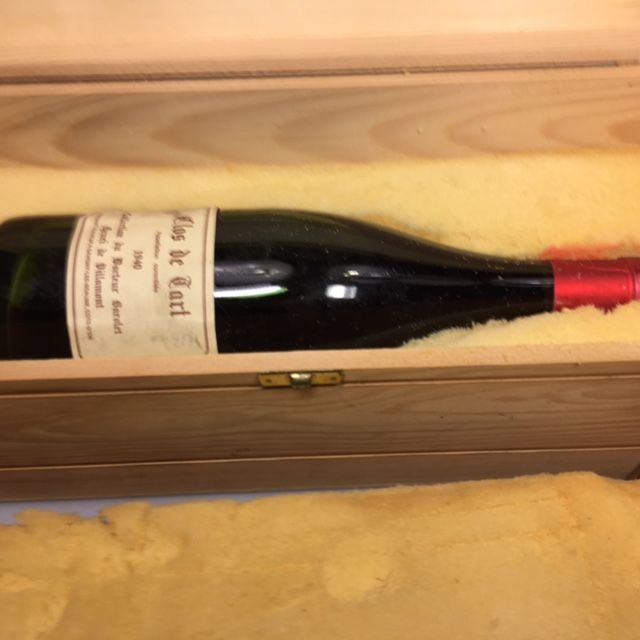 1940 Clos de Tart Grand cru Monopole Collection Dr Barolet - 1 bottle (75cl)