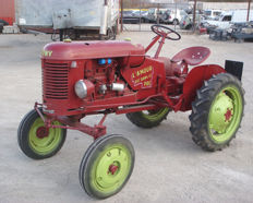 Harris Pony tractor - 1956 - Massey Fergusson