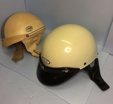 2 pot helmet - Starlight and Spy