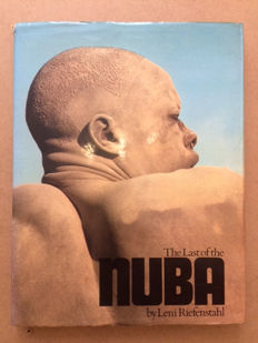 Signed; Leni Riefenstahl - The Last of the Nuba - 1974
