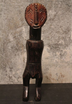 Ancestor Figure, probably Ngbandi, Ubangi Area, D.R. Congo.