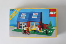 Legoland 6370 +  6374 - Two Storey Town House - Holiday Home
