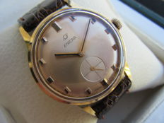 Enicar Ocean Pearl Pie Pan, 1960s, rare, vintage antique men's watch - 1960