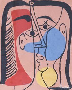 Pablo Picasso (after) -