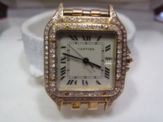 Cartier - Panthere with diamonds - Unisex - 1996