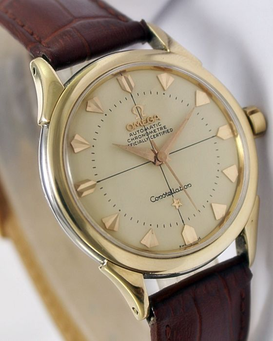 493d3abf9a348 Omega Constellation Chronometer Automatic Men s Vintage Wrist Watch -  Reference CK 2852-6-SC