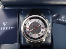 Unworn ! Maserati Sfida — R8851123005 — Mens Watch — 2011-heute