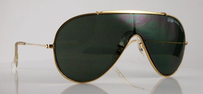 cabe746a6a936 Bausch   Lomb - Ray Ban - Bausch   Lomb - Ray Ban Sunglasses - Vintage
