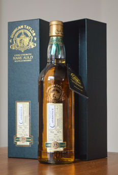 Caperdonich 1972, 35 year old - Closed distillery - Bottle number 59