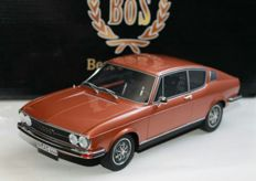 BoS-models - scale 1/18 - Audi 100 Coupe S, 1973 - copper metallic