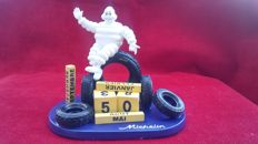 MICHELIN COLLECTION - PERPETUAL CALENDAR - BIBENDUM FIGURINE