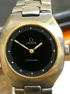Omega - Seamaster Polaris Digital Multifunction - 1455 / 448 - Unisex - 1990-1999