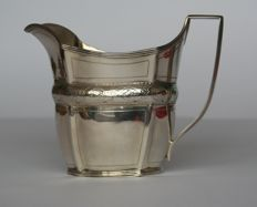 Creamer with vermeil interior, possibly - William Abdy II - London - 1801