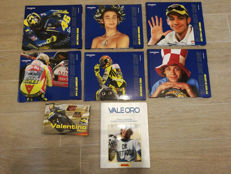 Complete set of 8x volumes - Valentino Rossi Show - 2008
