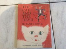 James Joyce - The Cat and the Devil. Illustrated by Gerald Rose - 1965
