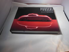 Porsche toys and miniature design study and wind tunnel models - book