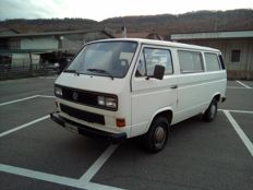 Volkswagen T3 Van with windows