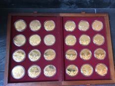 Portugal – Medals – The Life of Christ – Philae Collections – 1986