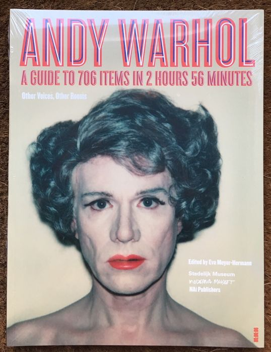 Andy Warhol - A Guide to 817 Items in 2 Hours 56 Minutes - 2008