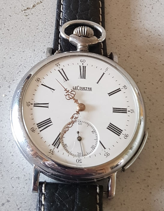 LeCoultre - Komplikation / Viertelrepetition /  Marriage watch - Heren - 2011-heden