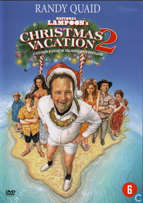 blu ray dvd christmas vacation 2 enlarge image