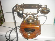 L.M. Ericsson Sweden table telephone 1910/20