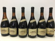1979 Corte Bra Priocca Barolo DOC ( Selected for International Gallery Fine Classical Wines )- 6 Bottles 72cl