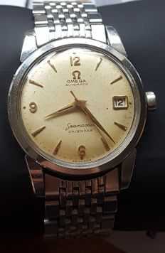 Omega seamaster automatic calender - Men's watch - 1958