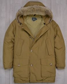 Woolrich - Down Parka Coyote Jacket