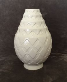 Charles Catteau for Boch Frères - Vase with Art Deco motifs