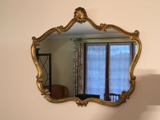 Mirror in Louis XV Style, 20th century