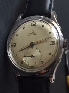 Omega - Bumber/Automatic - 10614394 - Heren - 1901-1949