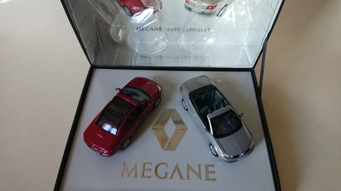 Spark / Norev -  Scale 1/43 - Lot of 5 x Renault