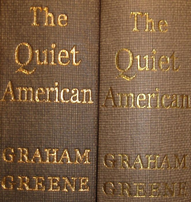 Essay/Term paper: The quiet american