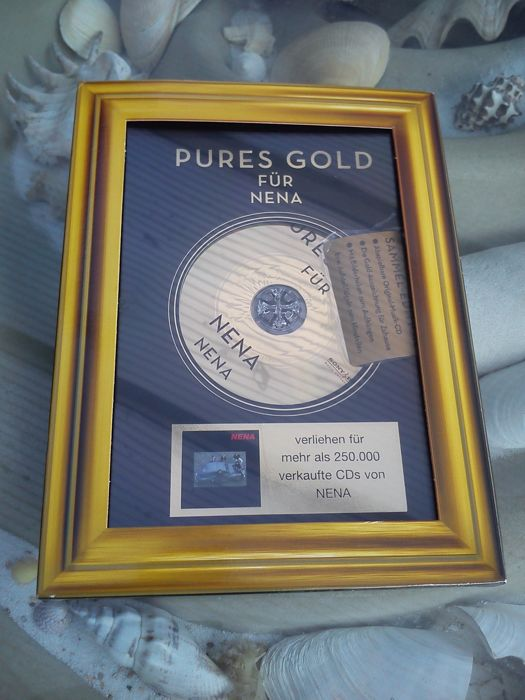 Collective Edition: CD - Pure Gold for Nena