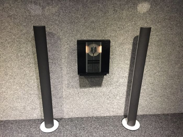 bang and olufsen beosound 3000 with wall bracket 2x. Black Bedroom Furniture Sets. Home Design Ideas