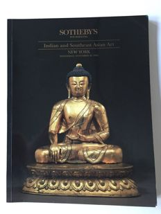 10 x Catalogue Sotheby's/Christie's Indian South East-Asian Chinese Art. London, New York, Amsterdam 1994-1999