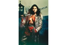 Pirelli Calendar - 1991 - female heroes from world history