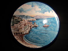 Large Wall Plate - 47 cm