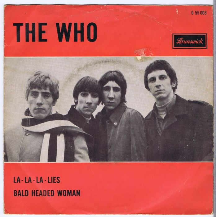 the who 1966 singles dating
