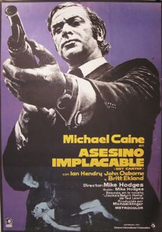 Mac - Asesino implacable (Get Carter, Michael Caine) - 1975