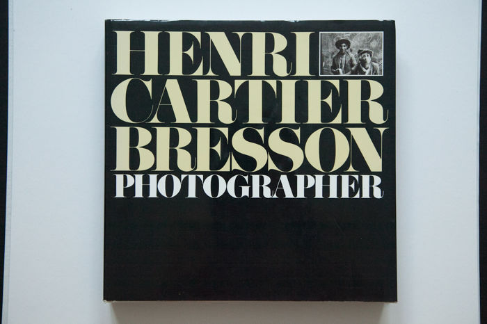 Henri Cartier Bresson (1908-2004) - Photographer
