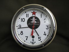 Original NAVY submarine clock СССР(USSR) - 20th century (1988).