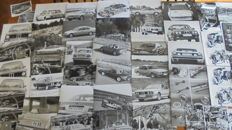 Set of more than 520 official pictures of BMW - 1960-1990