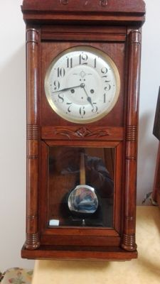 Junghans Wooden wall clock year 1930