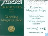 Tea bags and Tea labels - Palais des Thés - Darjeeling Margaret's Hope