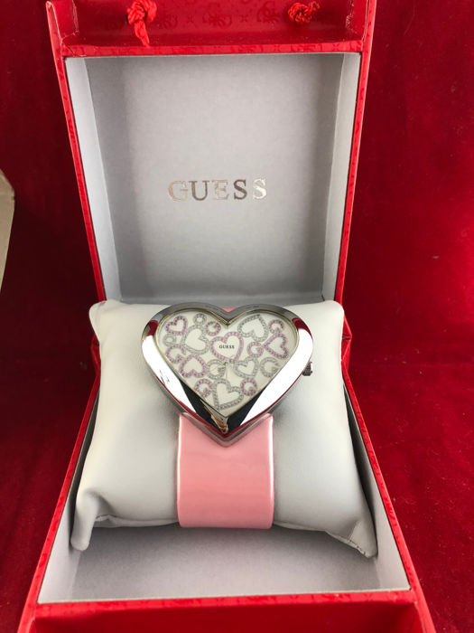 Guess Heart Quartz - Women's - NOS